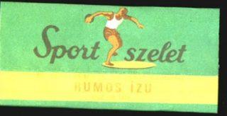 Elhunyt Szécsényi József, a Sport Szelet reklámarca