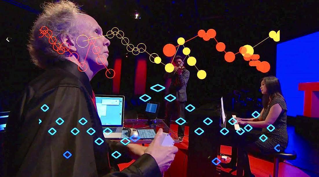 Audio-vizuális attrakció a SZOLNOK MASTERCLASS szolnoki gálakoncertjén