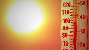 II. fokú hőségriasztás van érvényben vasárnapig