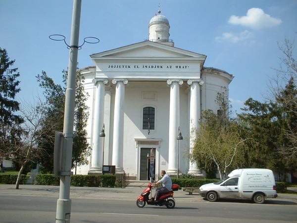 A reformáció 500 éves évfordulójára felújították a mezőtúri templom orgonáját