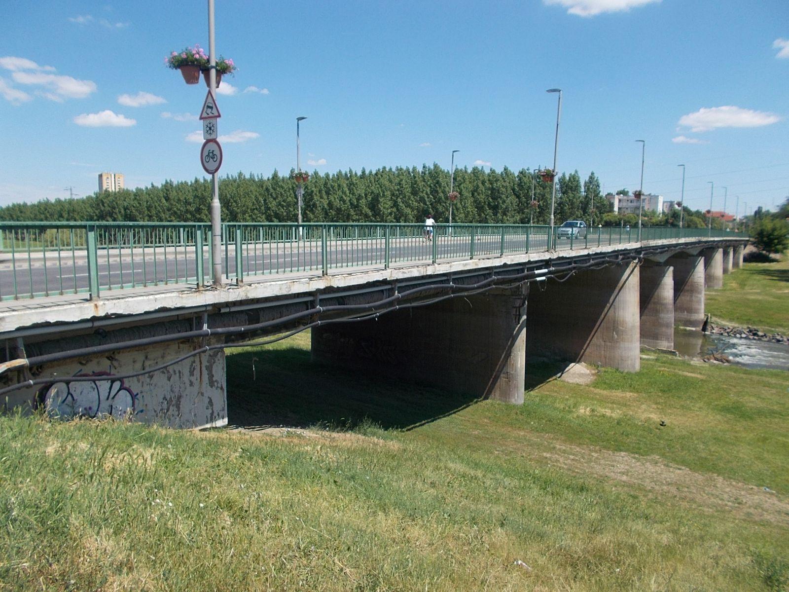 Július 16-tól szeptember 15-ig le lesz zárva a Kaposvári Gyula híd