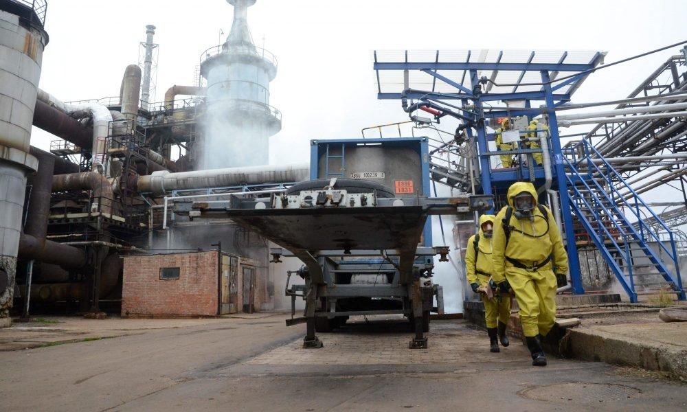 Bíróság: jogszerű volt a Bige Holding szolnoki kénsavüzemének bezárása