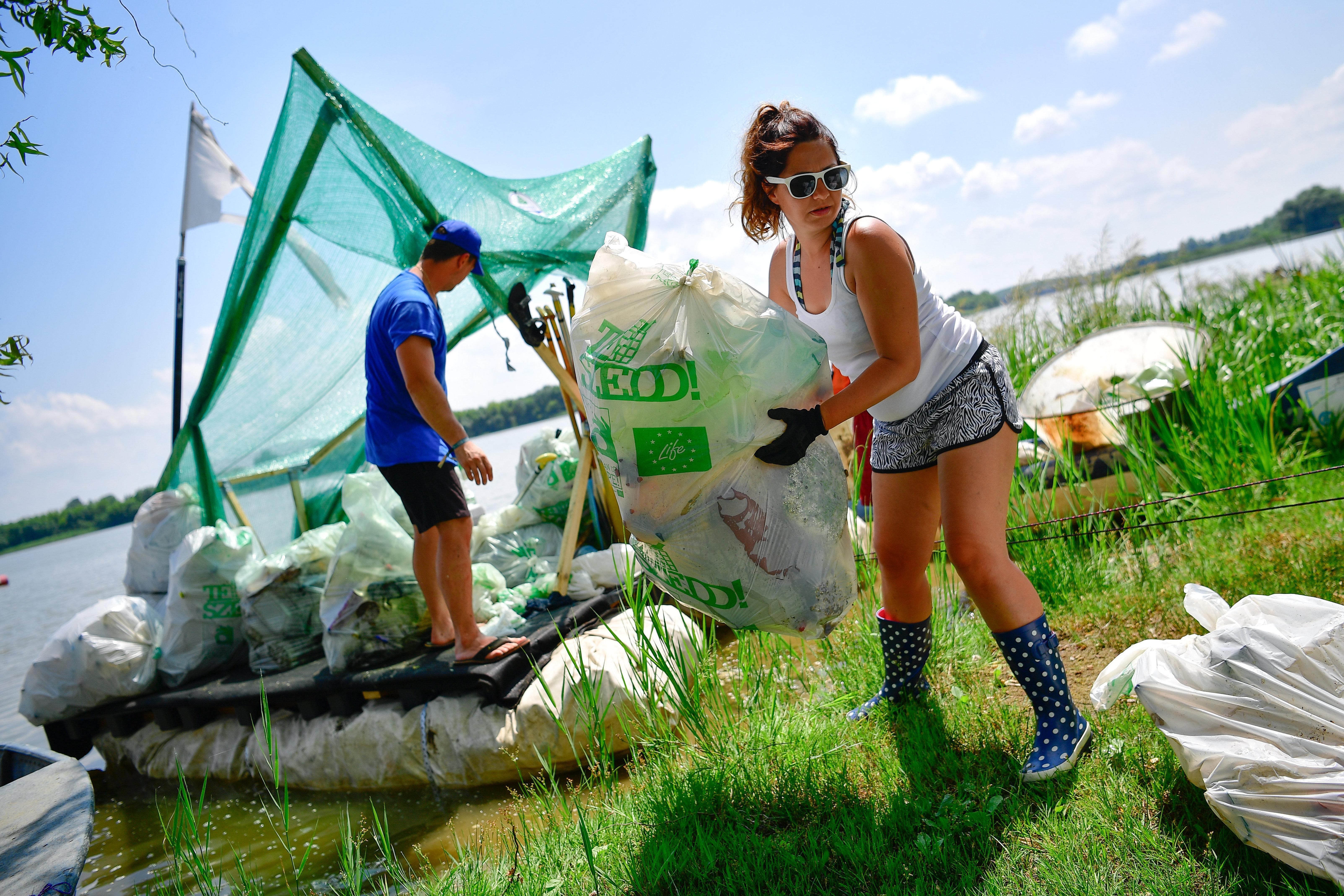 TISZA teljes hosszában feltérképezik idén a hulladékhelyzetet a PET Kupa szakemberei