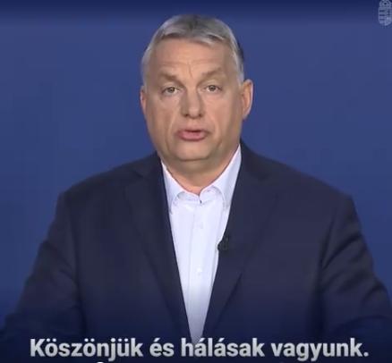 Orbán Viktor: négy vonalon szerveztük meg a védekezést; további kisvállalkozók kapnak adómentességet
