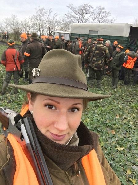 vadászat nő keresés